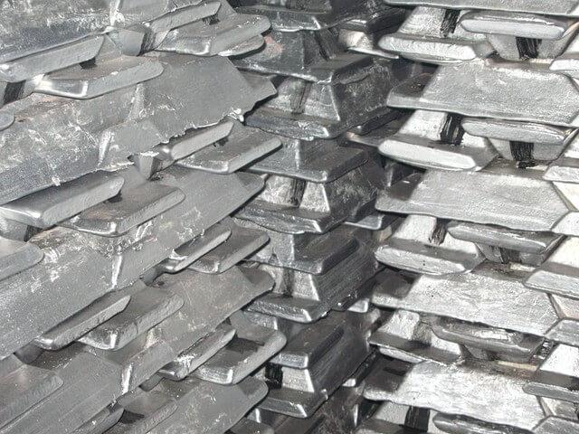 Aluminium in Barren kaufen