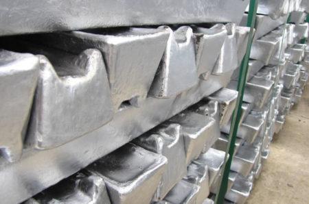Aluminum ingots for steel deoxidation - АМЗ ГРУПП